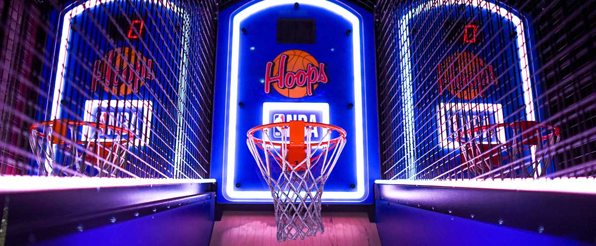 Canasta de NBA
